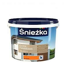 Vopsea Sniezka Extra Fasadowa 5L