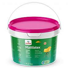 Vopsea Mattlatex 4.2kg