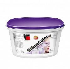 Baumit SilikonColor - Vopsea siliconica fasad, 14 L